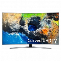 "SAMSUNG 65"" SMART 4K CURVED LED TELEVISION - 65JU6600"
